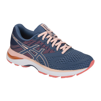 Asics GEL-PULSE 10 - Zapatillas de running mujer grand shark/baked pink