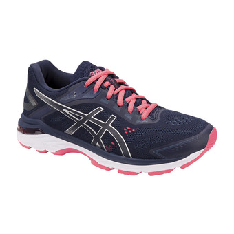 Asics GT-2000 7 - Running Shoes - Women's - peacoat/silver