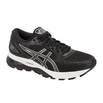 Asics GEL-NIMBUS 21 - Chaussures running Femme black/dark grey