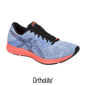 Asics GEL-DS TRAINER 24 - Chaussures running Femme mist/illusion blue