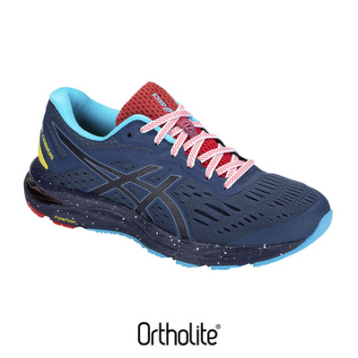 Cumulus 20 Le Grand Asics Chaussures Shark Running Femme Gel VUzqSpM