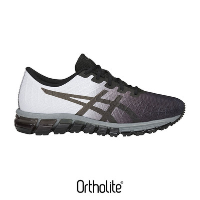 new styles 7b3c5 be6dd De Blackdark Hombre 4 Running Zapatillas Grey Quantum 180 Gel fqdvxwC