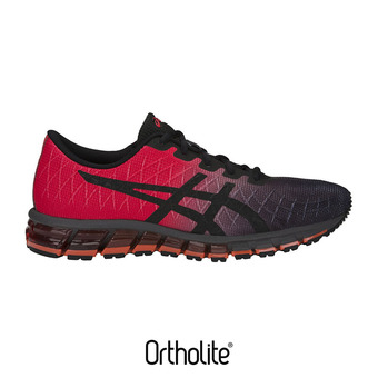 Asics GEL-QUANTUM 180 4 - Zapatillas de running hombre classic red/black