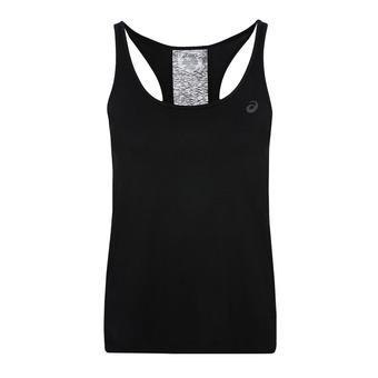 Asics LOOSE - Camiseta de tirantes mujer performance black