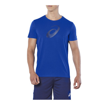 Asics GPX - Camiseta hombre illusion blue