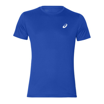 Asics SILVER - Maillot Homme illusion blue