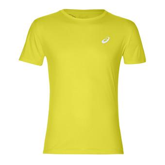 Asics SILVER - Camiseta hombre lemon spark