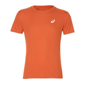 Asics SILVER - Camiseta hombre nova orange