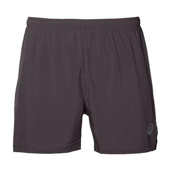 Asics SILVER - Short hombre dark grey