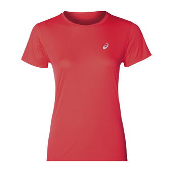 Camiseta mujer SILVER flash coral