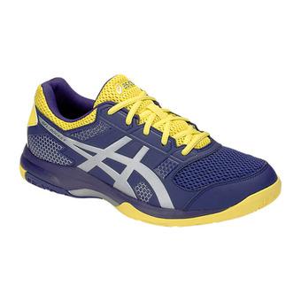 Asics GEL-ROCKET 8 - Zapatillas de voleibol hombre indigo blue/silver