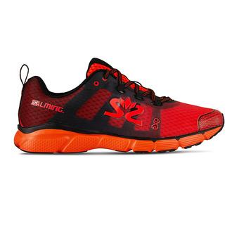 Salming EN ROUTE 2 - Scarpe da running Uomo rosso/nero