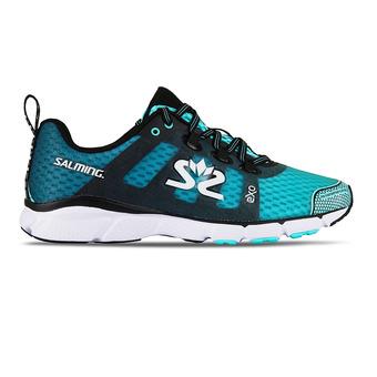 Salming EN ROUTE 2 - Zapatillas de running mujer azul/negro