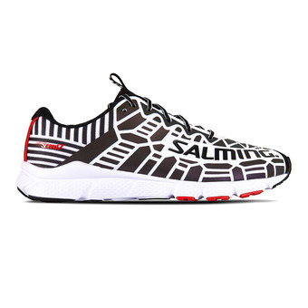 Salming SPEED 7 - Running Shoes - Women's - white/reflex