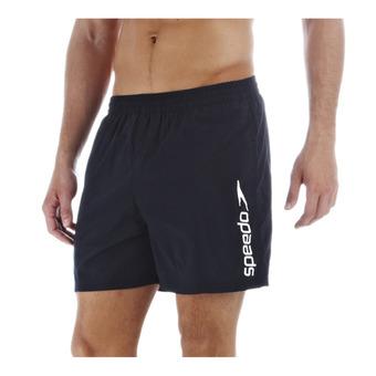 Speedo SCOPE - Swimming Shorts - Men's - navy/white