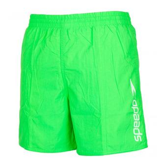 Speedo SCOPE - Short de bain Homme green/white