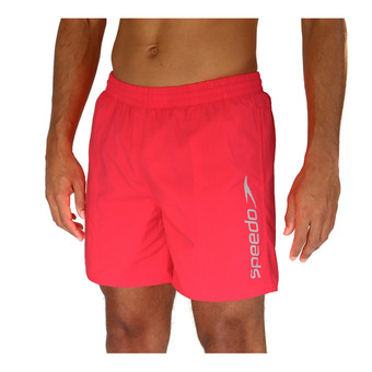 Short de bain homme SCOPE II red/white