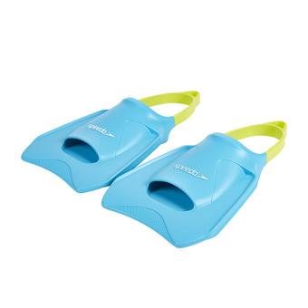 Aletas de entrenamiento FITNESS FIN blue/green