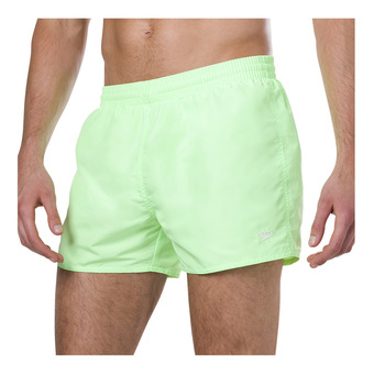 Short de bain homme FITTED LEISURE yellow