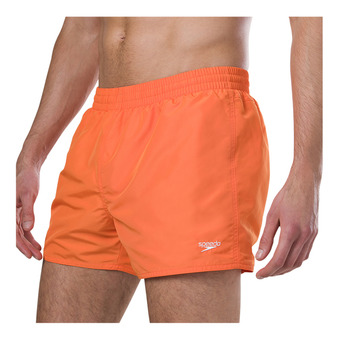 Short de bain homme FITTED LEISURE orange