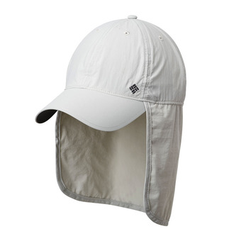 Columbia SCHOONER BANK - Gorra cool grey