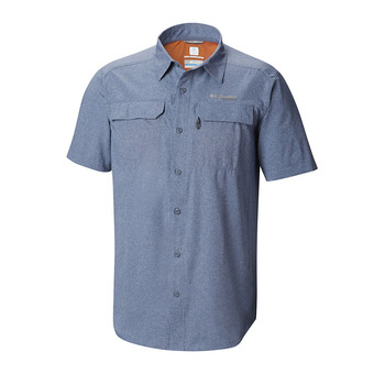 Columbia IRICO - Polo hombre mountain heather