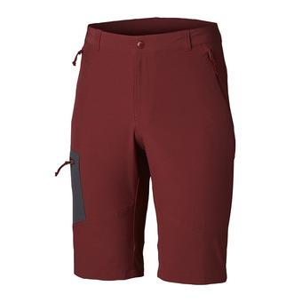 Columbia TRIPLE CANYON - Shorts - Men's - tapestry/shark