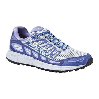 Zapatillas de trail/running mujer BAJADA™ III cirrus grey/opal blue