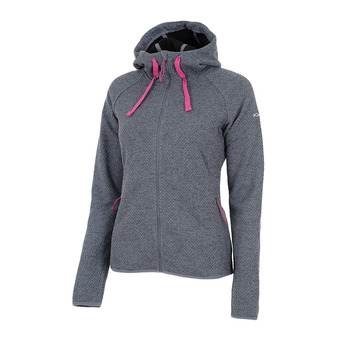 Columbia PACIFIC POINT - Sudadera mujer grey ash heather