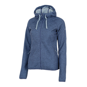 Columbia PACIFIC POINT - Sudadera mujer blue dusk