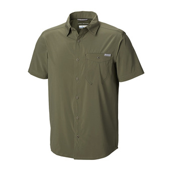Columbia TRIPLE CANYON - Shirt - Men's - cypress
