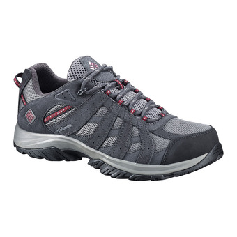 Chaussures de randonnée homme CANYON POINT™ WATERPROOF charcoal/red element