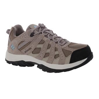 Zapatillas de trail/running mujer CANYON POINT™ WATERPROOF pebble/sky blue