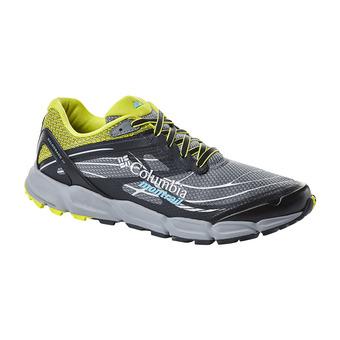 Columbia CALDORADO III - Trail Shoes - Men's - ti grey steel/atoll