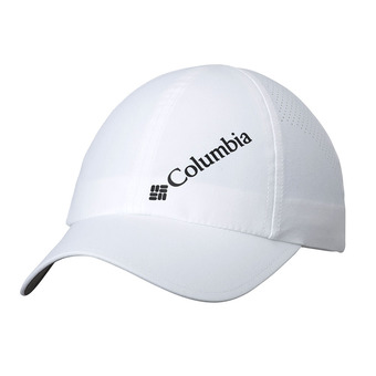 Columbia SILVER RIDGE III - Cap - white