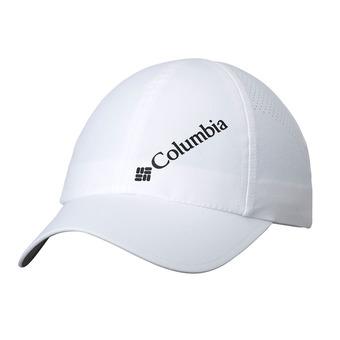 Columbia SILVER RIDGE III - Gorra white