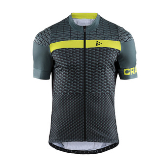 Craft ROUTE - Maillot Homme gravity/noir