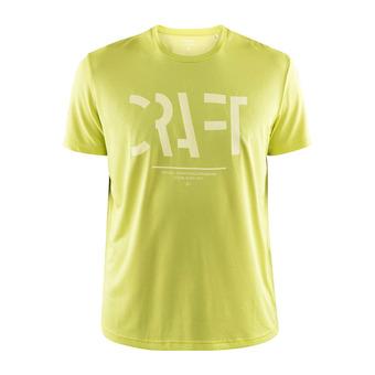 Camiseta hombre EAZE lime