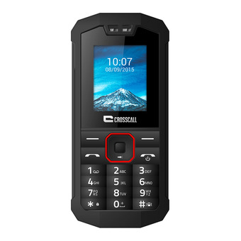 CrossCall SPIDER X1 - Phone - black