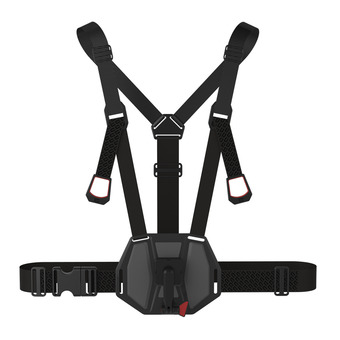 Crosscall X-CHEST - Imbracatura di fissaggio per smartphone nero