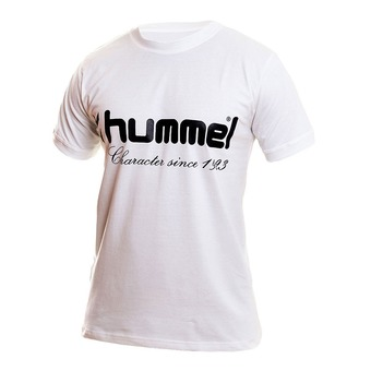 Hummel UH - Camiseta hombre white/black