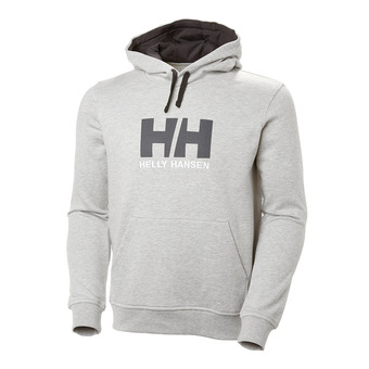 Helly Hansen LOGO - Sweat Homme grey melange