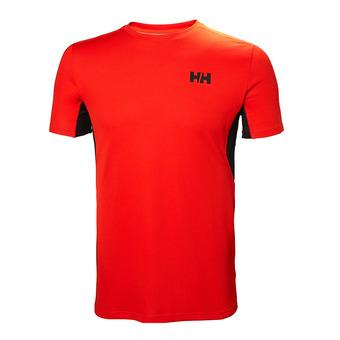 Helly Hansen LIFA ACTIVE MESH - Camiseta hombre cherry tomato