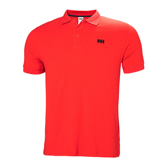 Polo MC homme DRIFTLINE alert red