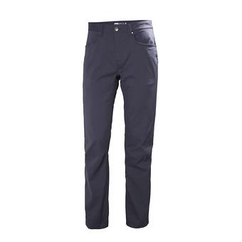 Pantalón hombre HOLMEN graphite blue