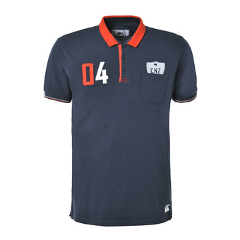 Polo MC homme NOKOMAI navy