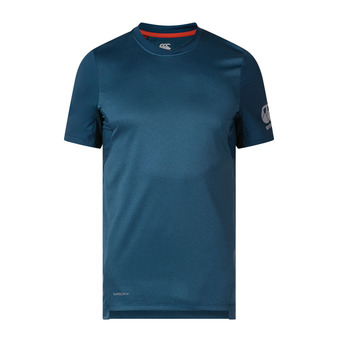 Canterbury VAPODRI+ DRILL - Maillot Homme teal