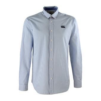 Camisa hombre BARLOW striped sky blue