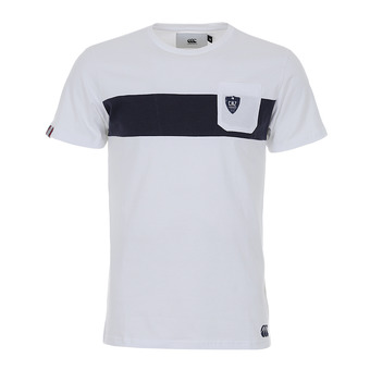 Canterbury BARRYTOWN - Tee-shirt Homme white
