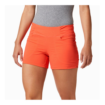 Mountain Hardwear DYNAMA - Short mujer solstice red